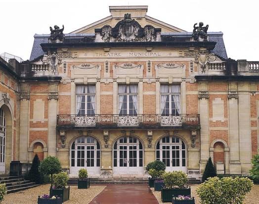 Theatre Municipal Fontainebleau